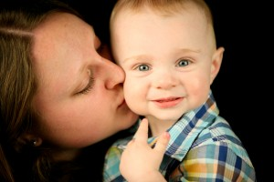"Kristin's Story: ""My Son's Colic and High Needs Contributed to My Postpartum Depression"""