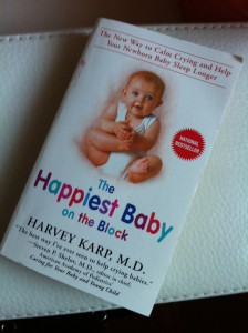 Happiest Baby on the Block book