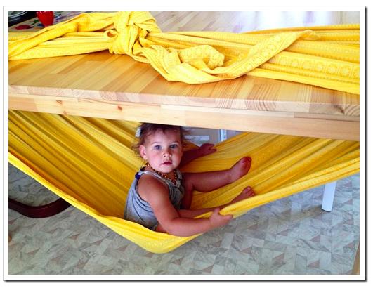 woven wrap hammock