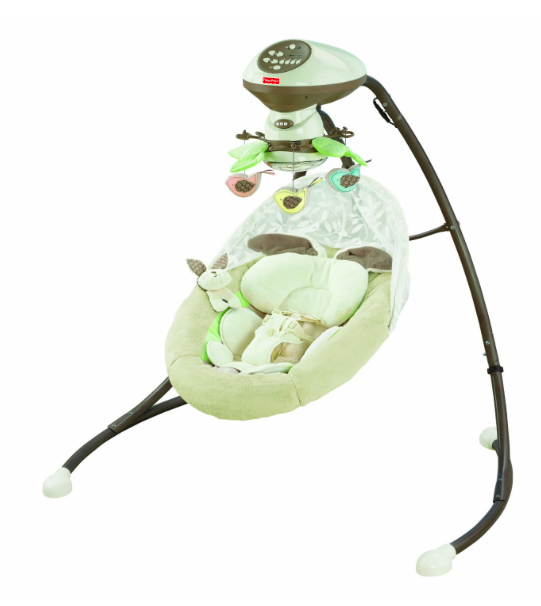 Fisher Price Snugabunny Cradle Swing