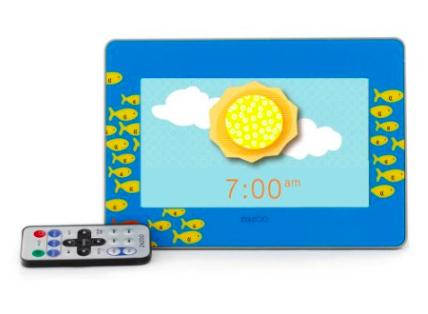Zazoo photo clock