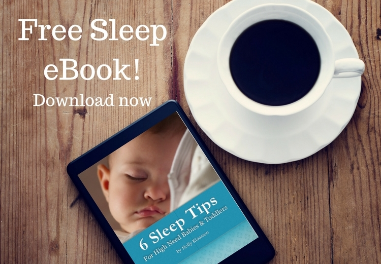 Sleep Tips for High Need Babies