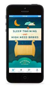 Sleep training high need babies ebook
