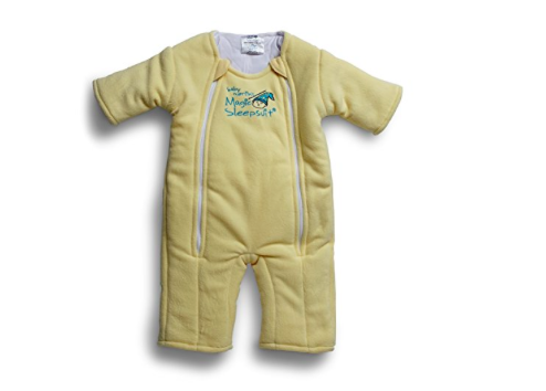 Baby Merlin Magic Sleepsuit