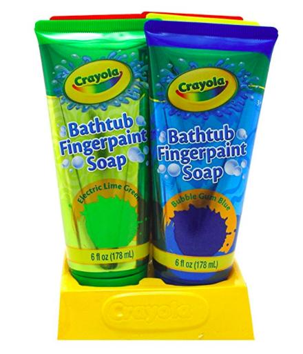 crayola bath paint