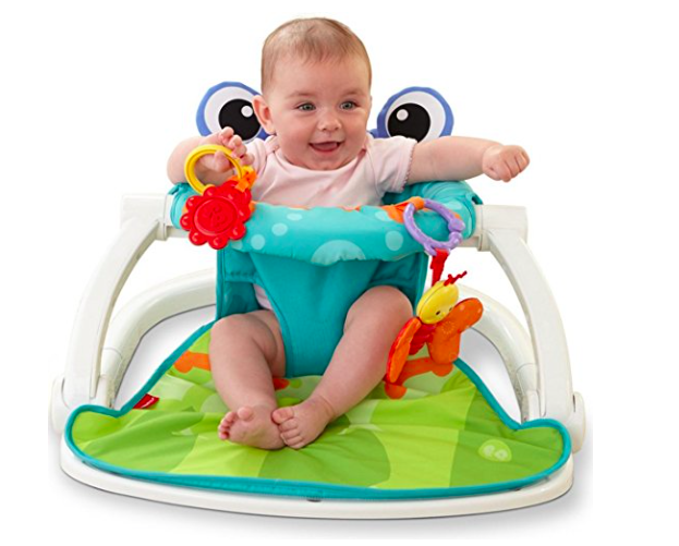 Fisher Price sit me up seat