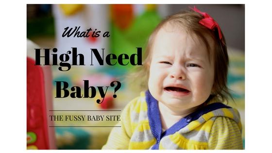 High need baby girl
