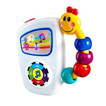 Baby Einstein take Along toy radio