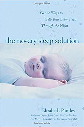 The No Cry Sleep Solution - Elizabeth Pantley
